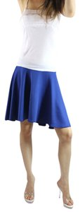 Other Mini Skirt Royal Blue