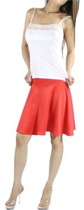 Other Mini Skirt Coral