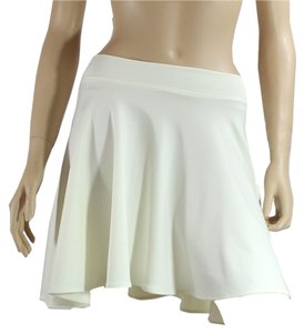Other Mini Skirt Ivory