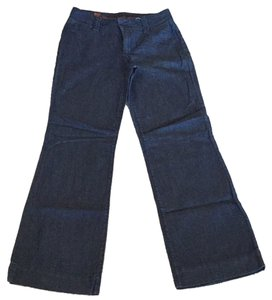 Christopher Blue Trouser/Wide Leg Jeans