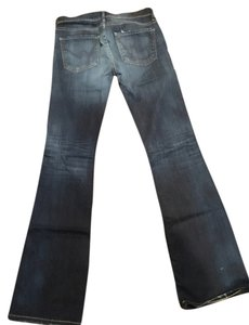 Citizens of Humanity Boot Cut Pants Blue