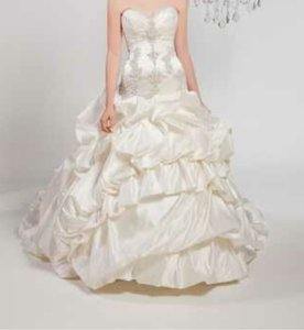 Winnie Couture Winnie Couture 3133 Velouette Wedding Gown Wedding Dress