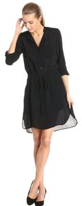 Lucky Brand short dress Black on Tradesy