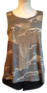 Charlotte Russe Top Camo