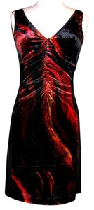 Alberto Makali short dress MULTI New With Tags on Tradesy
