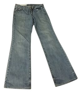 Generra Boot Cut Jeans-Distressed