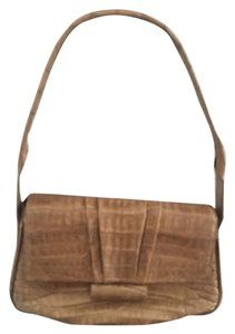 Nancy Gonzalez Satchel in Gold