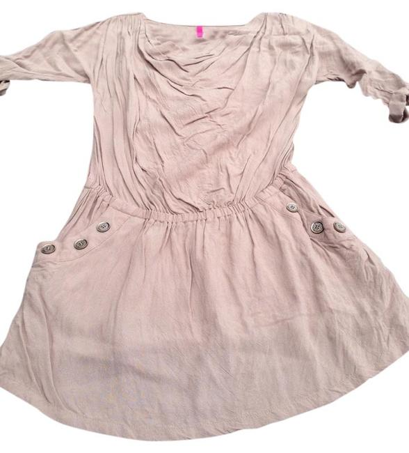 Preload https://item5.tradesy.com/images/tan-tunicdress-i-actually-wore-this-as-a-dress-tunic-size-4-s-977304-0-0.jpg?width=400&height=650