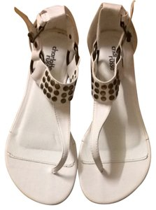 de9289199 Charlotte Russe Sandals - Up to 90% off at Tradesy