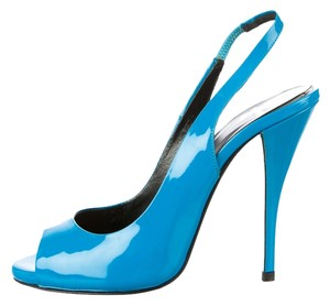 Pierre Hardy Blue Pumps