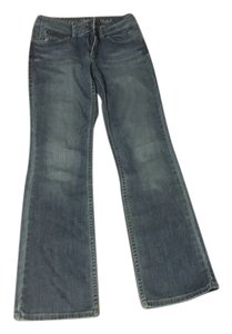 Esprit Boot Cut Jeans-Medium Wash