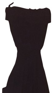 Spring Step short dress Black Lbd on Tradesy