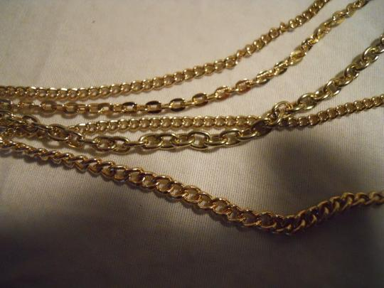 unknown multi chain necklace