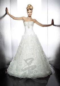 House Of Wu 15446 Wedding Dress
