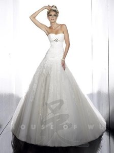 House Of Wu 15481 Wedding Dress