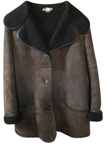 Antartex Sheepskin Fur Coat
