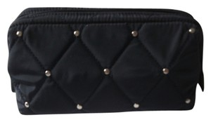 Talbots navy make up bag