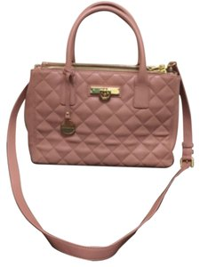 DKNY Satchel in Rose