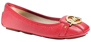 Michael Kors watermelon Flats