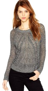 Lucky Brand Cotton/metallic Sweater