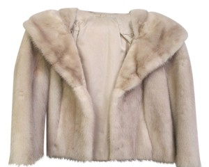 Other Mink Shawl Jacket Cape