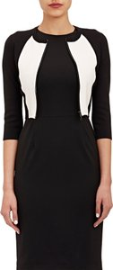 Narciso Rodriguez Silk Crop Cardigan