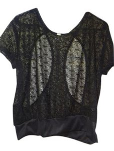 Sweet Claire Top black