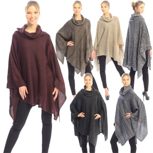 Free Shopping NEW' PONCHO BLACK JP230