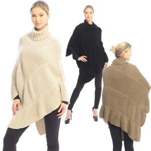 Other Free Shopping NEW' PONCHO BLACK JP241