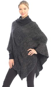 Other Free Shopping NEW' PONCHO BLACK JP242
