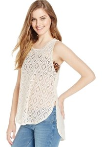 macy's rewind Brand: Pattern:lace Front Size Type:regularsleeve Style:sleeveless Size (women's):xl Chest 48-50 Waist 50