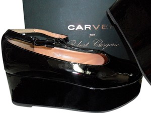 Carven BLACK Platforms