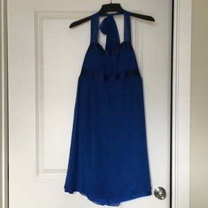 Jessica McClintock Royal Blue Dress
