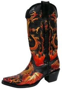 Corral Boots FLAMIN' HOT Boots