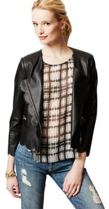 Anthropologie Leather Jacket