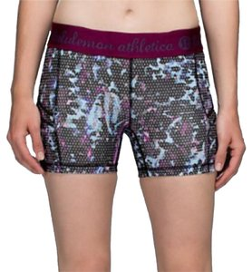 Lululemon Lululemon What the Sport Workout Shorts - Blue/Purple//Wine - Size 2