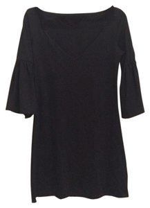Susana Monaco short dress Blac on Tradesy