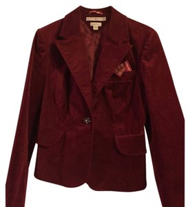 Tommy Hilfiger Red Blazer