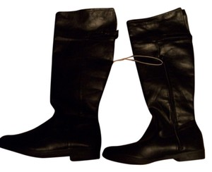 Enzo BLACK Boots