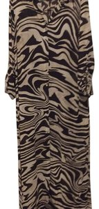 Brown Maxi Dress by Michael Kors