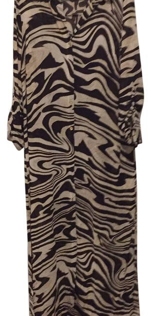 Item - Brown Long Casual Maxi Dress Size 12 (L)