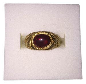 Victorian Garnet Ring Antique Victorian Garnet Ring