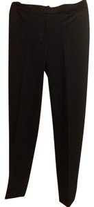 Thalian Petite Dressy New Trouser Pants Black