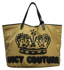 Juicy Couture Tote in Tan