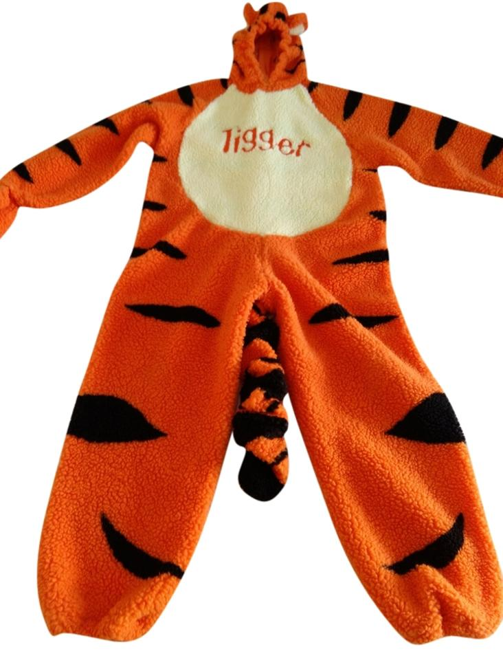 disney tigger costume halloween cosplay tiger jacket