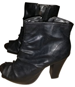 Mia Shoes black Boots
