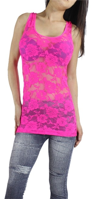 Other Top Hot Pink