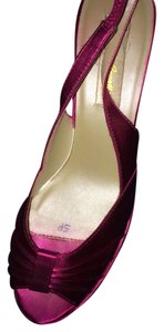 Nina Shoes fuscia Formal