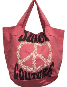 Juicy Couture Pink Travel Bag