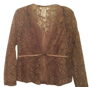 Las Nuit Top Camel with black